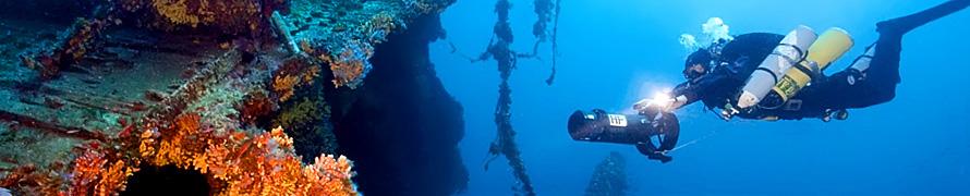 Tri Mix K : Iantd uk technical diver training